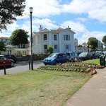 Oddicombe Hall Hotel on Babbacombe Downs