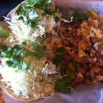 Firewood Cafe Fish Taco Meal