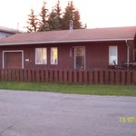 Foto de Downtown Log Cabin Hideaway Bed and Breakfast - Fairbank