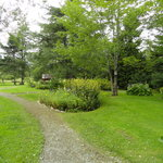 There is 10 beautiful acres of gardens and walking trails!