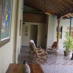Foto de Backpackers Inn