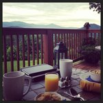Foto de Lucille's Mountain Top Inn & Spa
