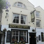 Kings Arms Hotel resmi