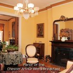 Foto de Chester Arthur House B & B at Logan Circle