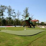 Putting Green And Playground