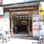 Foto van Saigon Sports Hotel