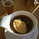 onion soup-so flavorful!!!
