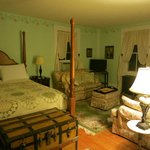The Ira Allen House Bed and Breakfast resmi