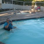 Photo de Comfort Inn Calistoga, Hot Springs of the West