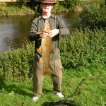 A Superb Double Figure Barbel