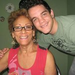 With Isabel, the best cooker in Cuba!