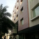 Mercure Hyderabad Abids resmi