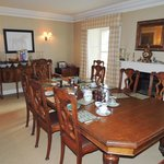 Foto de Kinkell House Bed & Breakfast