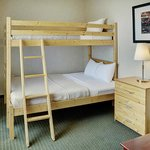 Family Suite - Bunk Room