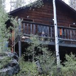 Photo de South Fork Mountain Lodge