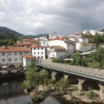 Ponte vista do Hotel Vouga