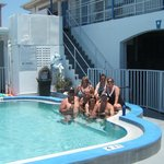 Windjammer Resort Motel Foto