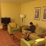 TownePlace Suites Redwood City Redwood Shores Foto