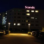 Scandic by night