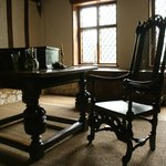 Period furniture on  display at Southchurch Hall