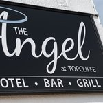 The Angel at Topcliffe