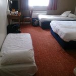 Φωτογραφία: Travelodge Northampton Wootton