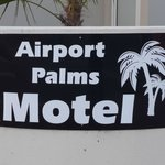 Airport Palms Motel Foto