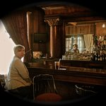 The antique Bar