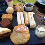 Afternoon tea- amazing!!