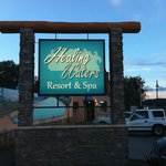 Healing Waters Resort & Spa resmi