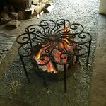 Red Kite fire pit
