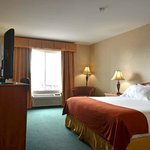 Holiday Inn Express Hotel & Suites Dickinson Foto