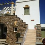 Foto de Tinos View Luxury Apartments