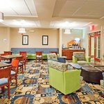 Foto van Holiday Inn Express Hotel & Suites Knoxville-Farragut