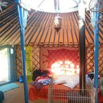 Photo de Anglesey Tipi and Yurt Holidays