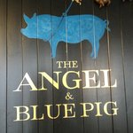 Фотография The Angel & Blue Pig