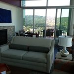 Great Room With Balcony King Penthouse Suite