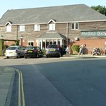 Photo de Premier Inn Isle Of Wight - Newport