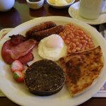 A good Scots breakfast