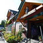 Foto de Woodstock Inn, Station & Brewery