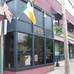 Pairseil's Irish Pub near the Holiday Inn Express