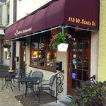 Portabello's - one of the best stops in Kennett Square!
