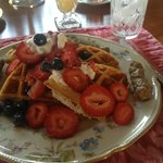 Bilde fra Willey's Farm Bed & Breakfast