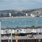 A view of Weymouth