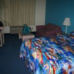 Motel 6 Seaside Oregon resmi