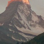 View from my room, the Matterhorn