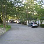 Photo de Hanscom's Motel & Cottages