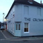 Bild från The Crown at Woodbridge