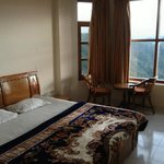 double room, valley facing