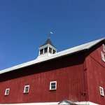 Lots of red barns!